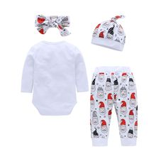 CYSINCOS New Spring Autumn Children Clothing Boys Cartoon Casual Sports T-shirt Pants 4pcs/Set Infant Outfit Kids Clothes Suit