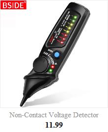 dc ac voltímetro capacitância diodo ncv ohm