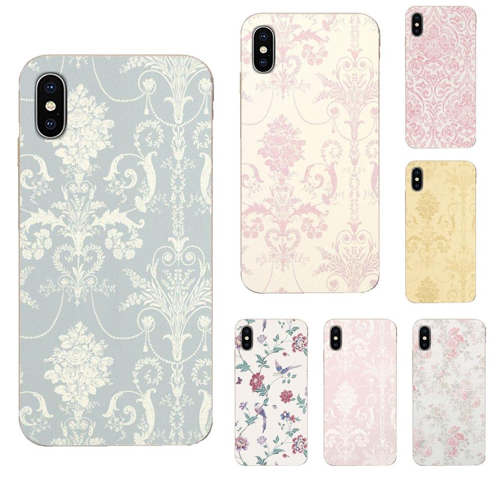 Laura Ashley Josette Soft TPU <font><b>Phone</b></font> <font><b>Cases</b></font> For <font><b>Sony</b></font> <font><b>Xperia</b></font> Z Z1 Z2 Z3 Z4 Z5 compact Mini M2 M4 M5 T3 <font><b>E3</b></font> E5 XA XA1 XZ Premium image