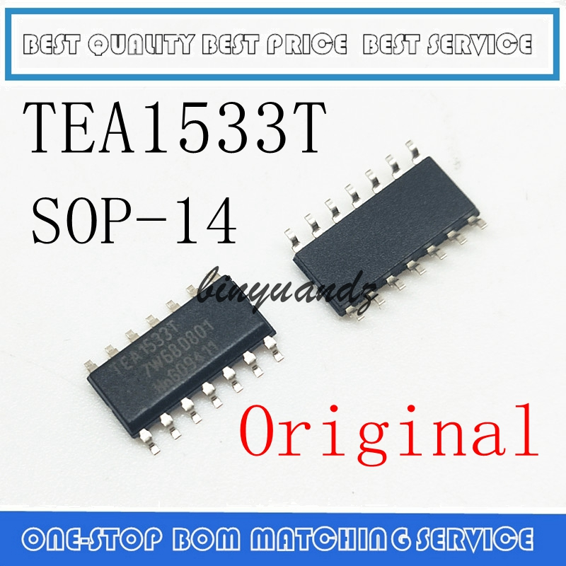 5PCS-20PCS  TEA1533AT TEA1533T TEA1533A TEA1533 SOP14
