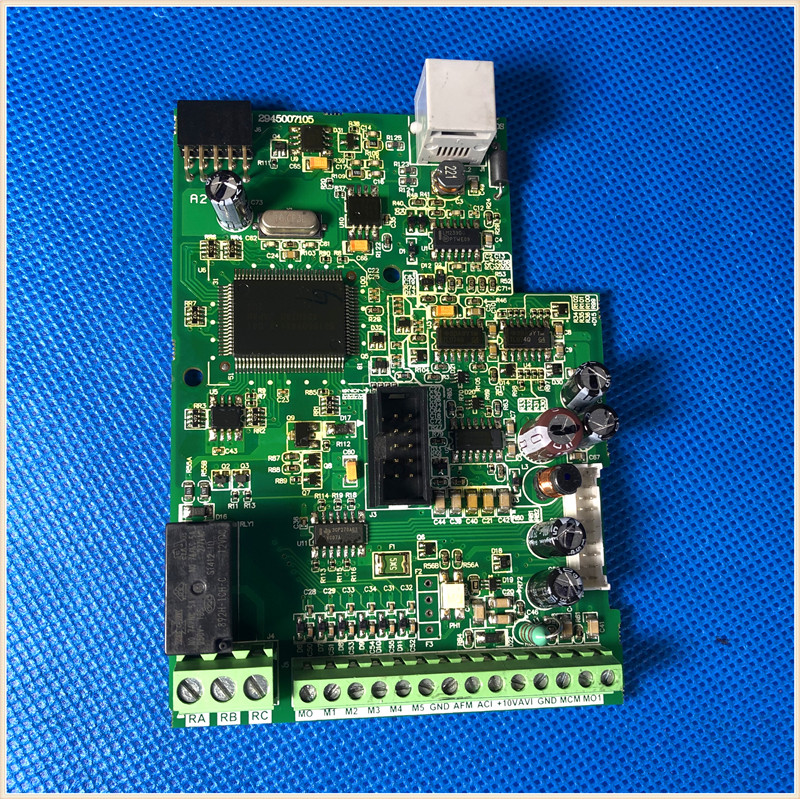 Inverter VFD-M Series 0.4kw-0.75-1.5-2.2KW Terminal Control Board Card Motherboard CPU Board