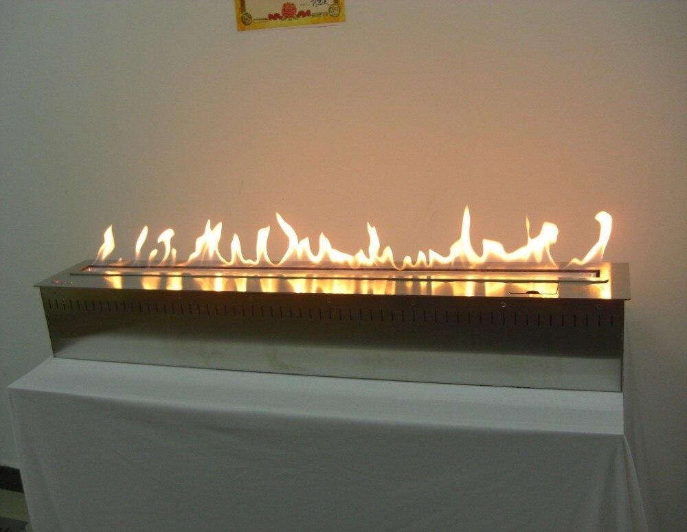 Hot Sale 24 Inches Smart Bio Ethanol Fireplace Remote Control Burner Insert