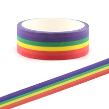 CA135 Gay 90s Washi Tapes DIY  Painting paper Masking tape Decorative Office Adhesive Tapes Scrapbooking Stickers недорого