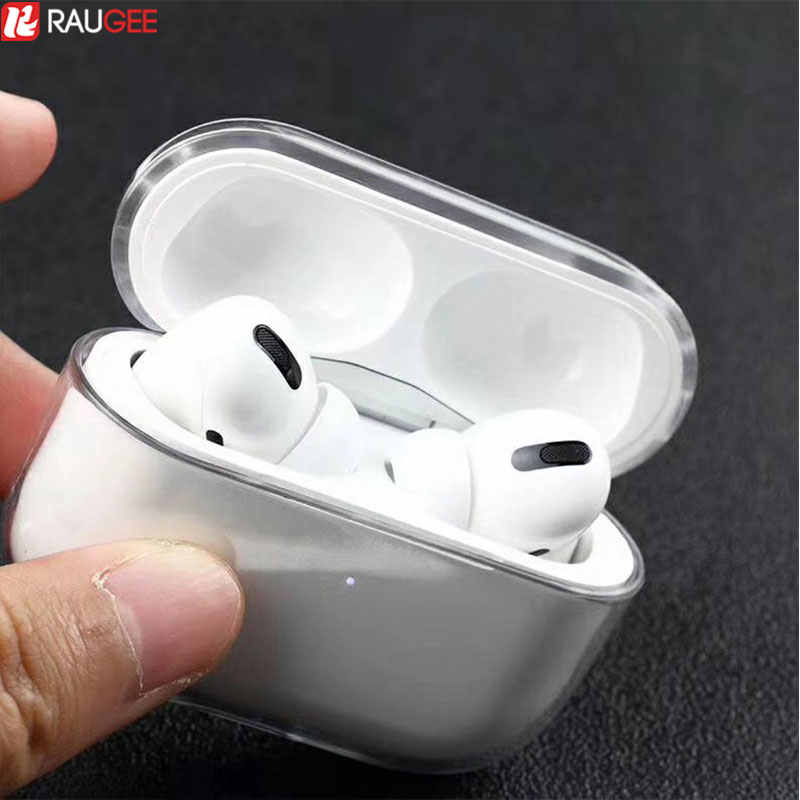 Clear Silicone Case For Airpods Pro Case Transparent Tpu Cover Wireless Bluetooth Earphone Protective Bag For Air Pods Pro Case Aliexpress