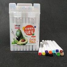 Marker Pen Set Art Recommendation Animation Painting Design Student Painting Stationery Marker Pen Multicolor