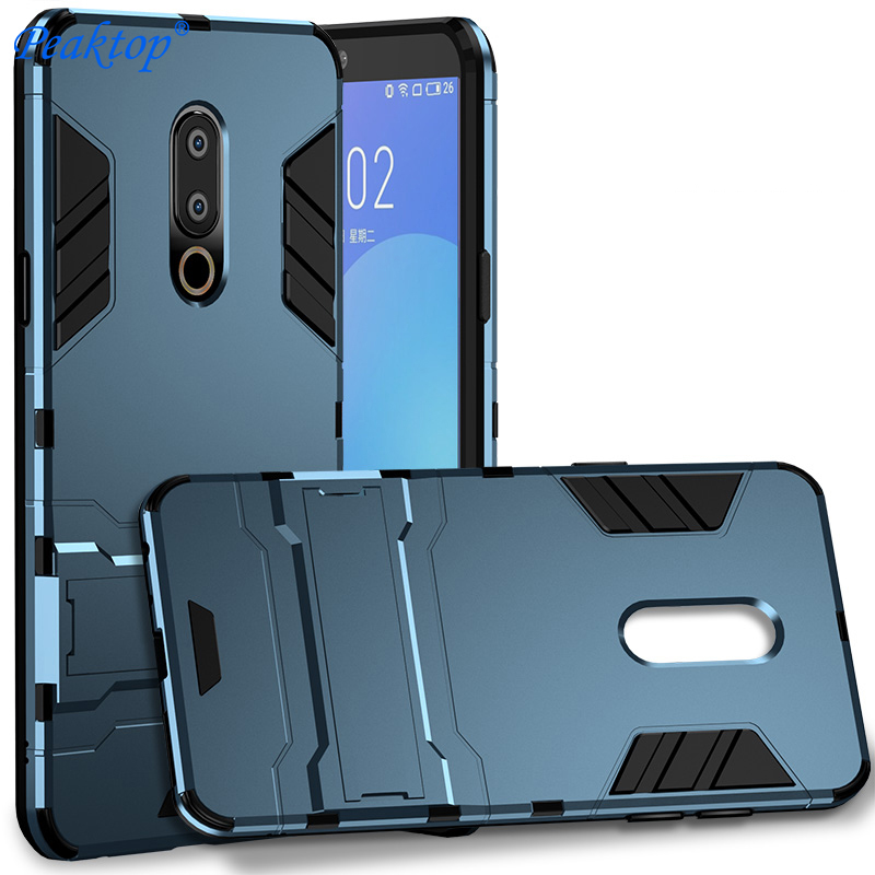 Meizu M6T M6 15 M5S M6S M5C 5A MX6 MX5 armor case Meizu M6 Note M5 note phone back cover Meizu Pro 6 plus shockproof holder case