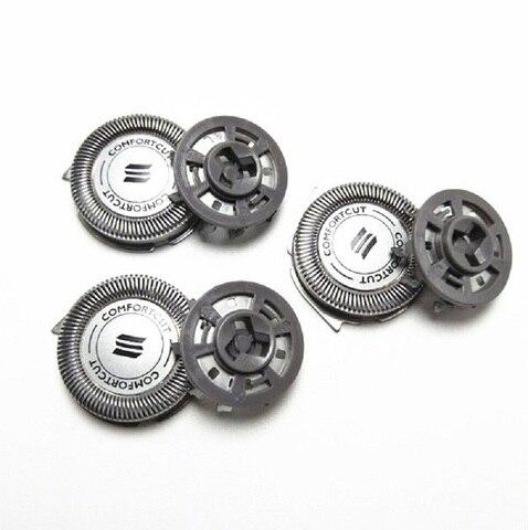 Lâmina de Substituição para Philips Cortador de Cabeça Cabeças Barbeador Barbear S1000 S1010 S1020 S1050 S1060 S1070 3pcs Sh30