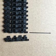 78cm Plastic Tank Crawler Track Car Parts DIY Robot Model Kit Accessories