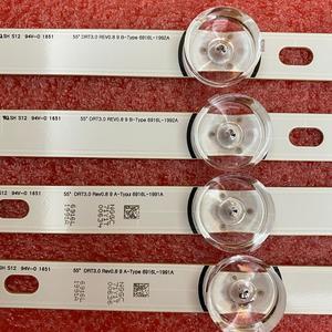Image 3 - 10 قطعة LED شريط إضاءة خلفي الأصلي ل LG 55LB650v 55LB5900 55LF652V 55LF6000 55LB6000 55LF5950 55LB630V 55LF580V 55LB570V