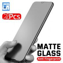 Матовое закаленное стекло без отпечатков пальцев для Xiaomi Redmi Note 10 4 4x K20 K30 Pro 8 8a, Защита экрана для Redmi Note 5 6 pro, пленка