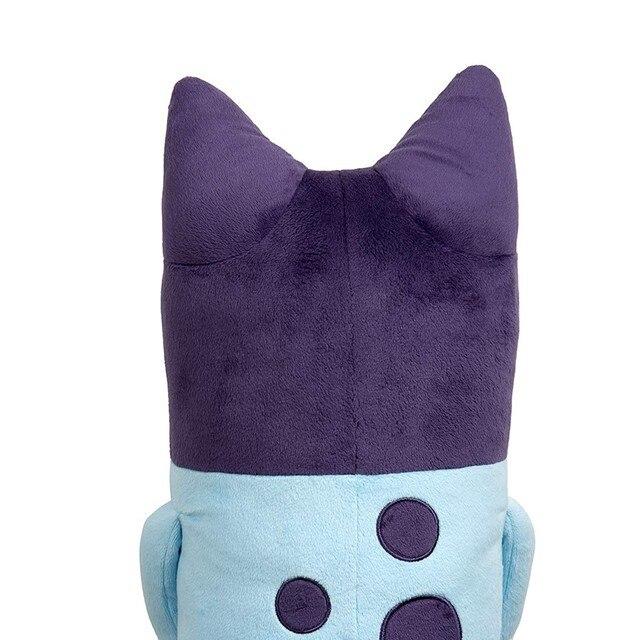 8Inch Bluey Kids Soft Gift Children Cute Plush Toys Doggy Pupets Doll Soft Cuty Stuffed Toy 2021 Bluey Bingo Plush Doll Toy F 4