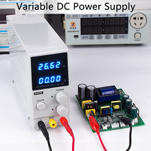 30V 10A DC Bench Power Supply Adjustable Switch Stabilizer Bench Source 4-Digital LED Display K3010D Lab-Power Supply Laboratory