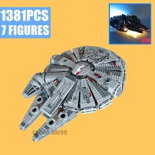 New Force Star Series Awakens Figures Falcon 75105 LED Fit Legoings Star Wars Building Blocks Bricks Gift Kid Toys Birthday new movie potter great wall house fit legoings castle figures building blocks bricks model kid toys children kid gift birthday