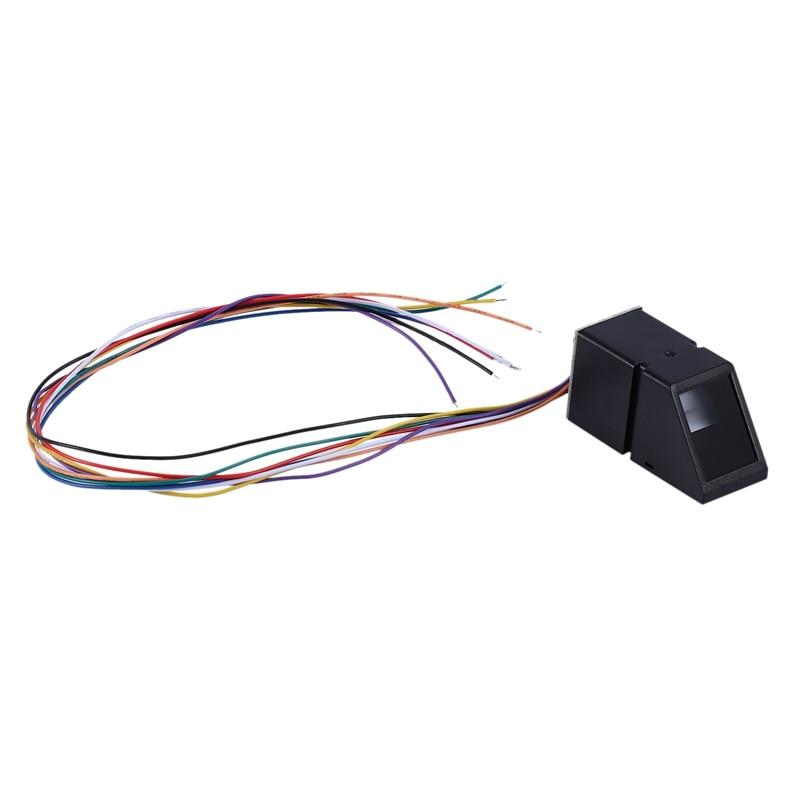 AS608 Fingerprint Reader Sensor Module Optical Fingerprint Fingerprint Module for Arduino Locks Serial Communication Interface|Image Sensor| |  - title=