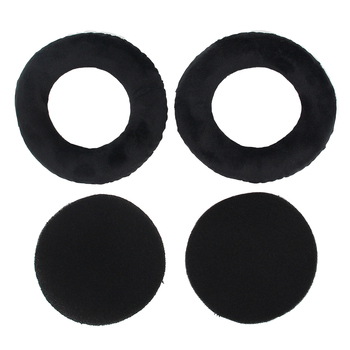 2pcs Headphone Earpads Cover for Beyerdynamic T70P/T5P/T1/DT990/DT880/DT770 PRO Headset Cover Cushion Replacement image