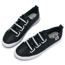 Ladies Leather Women Sneakers