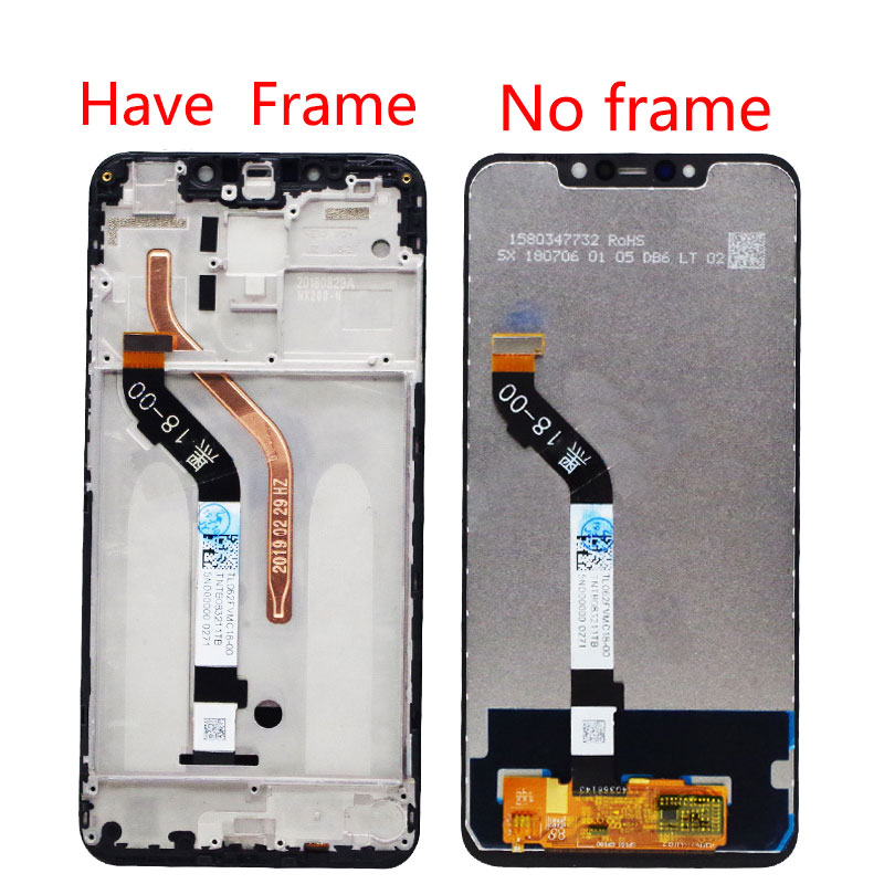 Good LCD Display For XiaoMi Pocophone F1 / poco F1 LCD Display  with Touch Sensor Complete Assembly