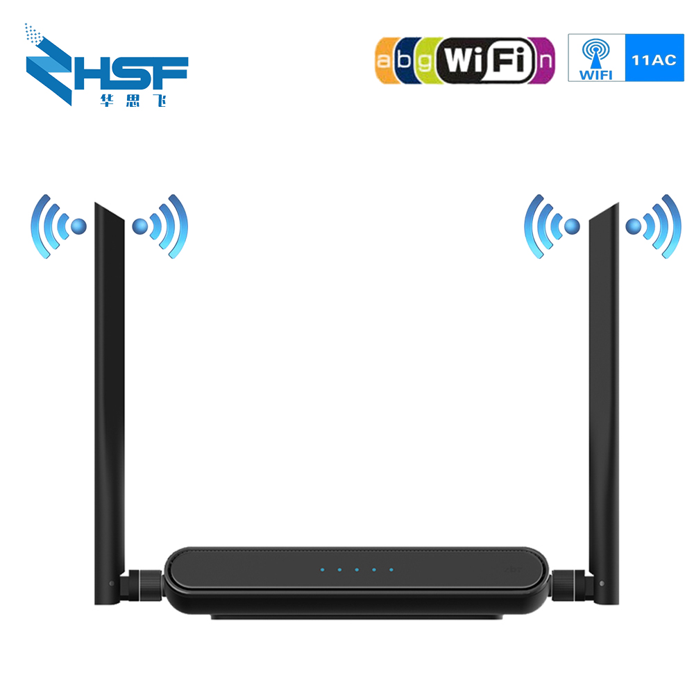 1200Mbps AC11 Gigabit Wireless Network Router Home Wireless Router5G Dual Band USB RJ45 Ethernet Port VPN Router Repeater роутеp
