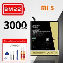 аккумулятор mi 5 battery  5s m i5c 5x mi6 replacement bm22 Bm36 bm37 bm39 BN31 New lithium