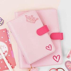 Image 1 - Yiwi A5 A6 Macaron Spiraal Notebook 2019 Planner Agenda Organisator Dagboek Boek School & Kantoorbenodigdheden Briefpapier