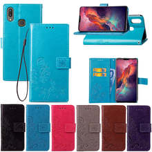 Voor Vivo X21 Case Op X21 Flip Pu Leather + Tpu Portemonnee Kaarthouder Siliconen Case Voor Vivo X21 Telefoon tassen Card Slot Cover(China)