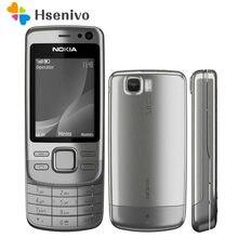 Nokia 6600 s отремонтированы оригинальный 6600 слайд отремонтированный сотовый телефон черный цвет В НАЛИЧИИ Восстановленное