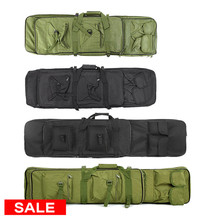 95cm/120cm Tactical Gun Case Padded Gun Bag Outdoor Shooting Hunting Bags Gear Military Accessories Carrying Storage Holster