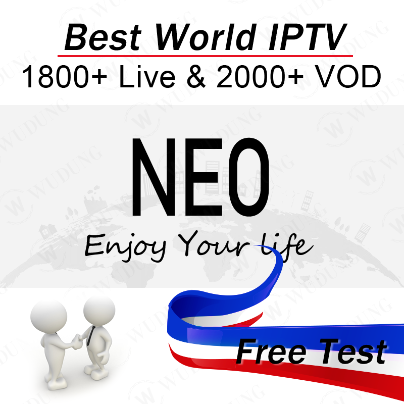 6 Months/1 Year NeoTV Pro Europe Switzerland Poland German Netherlands IPTV Subscription For Android Smart TV Box 24H Free Test