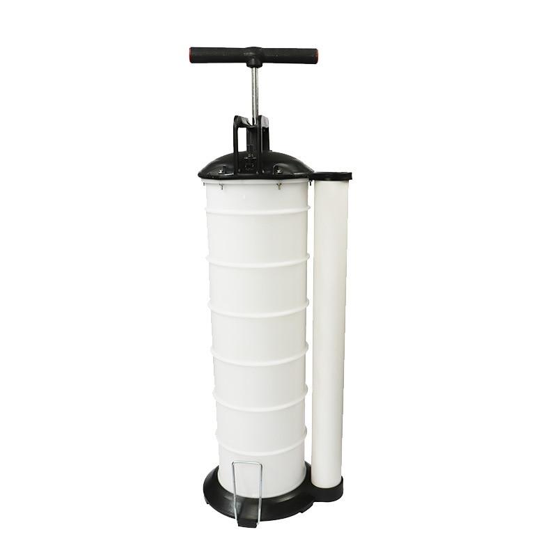 7L Автомобильный Ручной Масляный насосный аппарат грязный масляный набор ведер масляный фильтр перекачивание масла насос для замены Wast масляный коллектор ремонт автомобиля