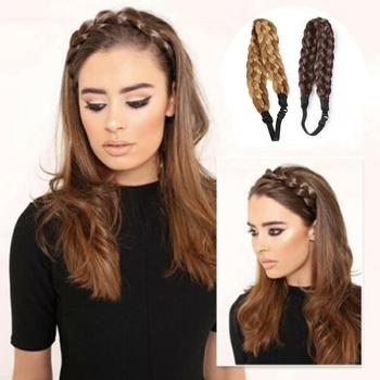 Elastic Stretch Synthetic Hair Bands