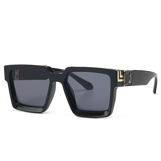 Retro Square Sunglasses Women Ins Popular Sun Glasses Men UV400 8