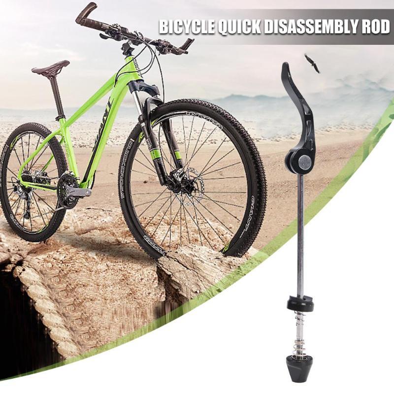 Bike Wheel Skewers Quick Release Conversion Lever Axle Cycle Bicycle QR Skewer