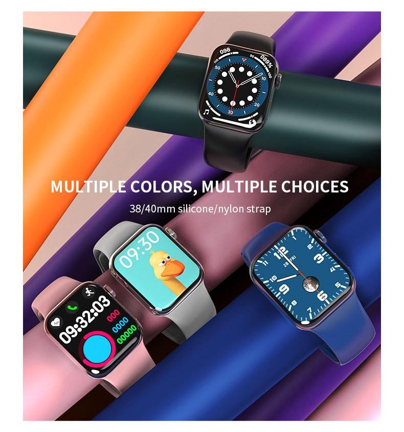 HW16 Smartwatch 6