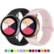 Ремешок силиконовый для samsung galaxy watch 46 мм gear s3 active