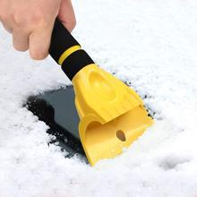 Ice Scraper For Car Windscreen Scraper With Non-Slip Comfort Soft Grip Snow Remover