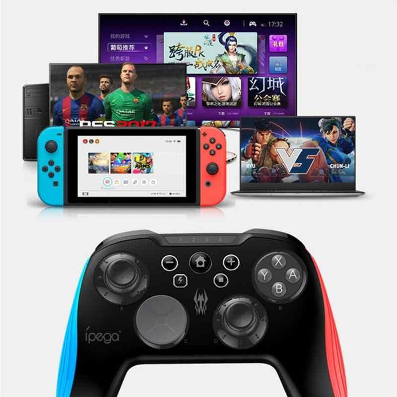 רגיש אלחוטי Bluetooth Gamepad נייד ידית סוגר Suport מוטי-משחק ג 'ויסטיק בקר משחק עבור מחשב לוח אנדרואיד