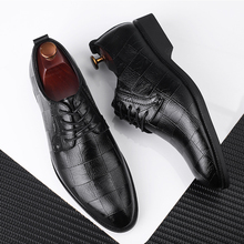38 48 mens נעליים רשמיות עסקים אופנתי אדון נוח של נעליים רשמיות גברים #8817