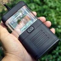 Mini pequeña lámpara de camping ultraligera/pequeña linterna/luz de emergencia/luz portátil de la tienda|Iluminación de paisaje exterior| |  -
