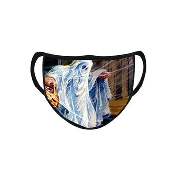 50PCS Child Kids Disposable Face Masks 3 Layer Anti-Dust Pollution Masks Fabric Meltblown Dustproof cute Cartoon Mouth Mask#3 8