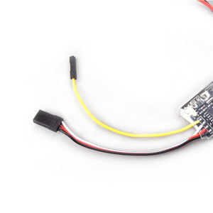 Image 4 - 1.8AX2 Dual way 2S ESC Brushed Electronic Speed Controller for  Four Wheeler /Tanks 1/35 RC Car Spare Parts