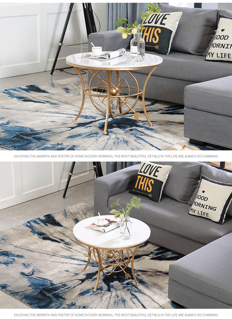 Marble Side Table  4