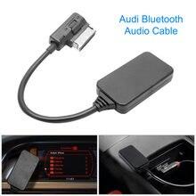 Adaptateur de câble Audio AUX pour Audi VW AMI MDI MMI Bluetooth 5.0 Interface musicale câbles de voiture adaptateurs prises