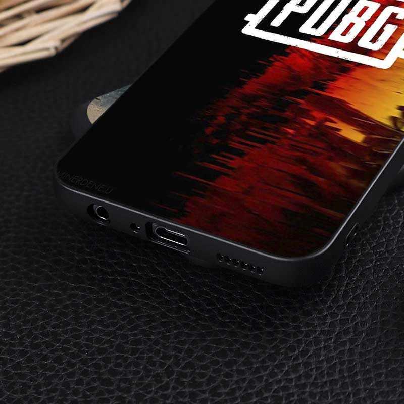 Funda para teléfono PUBG Game Battlegrounds para oneplus one plus 7 pro 7 6t 5t transparente de silicona suave