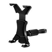 Universal Car Headrest Mount Car Back Seat Tablet Holder Bike Music Mic Pole Cradle for iPad Kindle Samsung Galaxy Tab Xiaomi lematec elasticity bumper corner pole for universal car safety pole corner position pole car accessories
