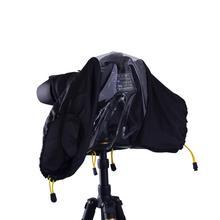 Fosoto foto profissional digital slr câmera capa impermeável à prova de chuva saco macio para canon nikon pendax sony dslr câmeras