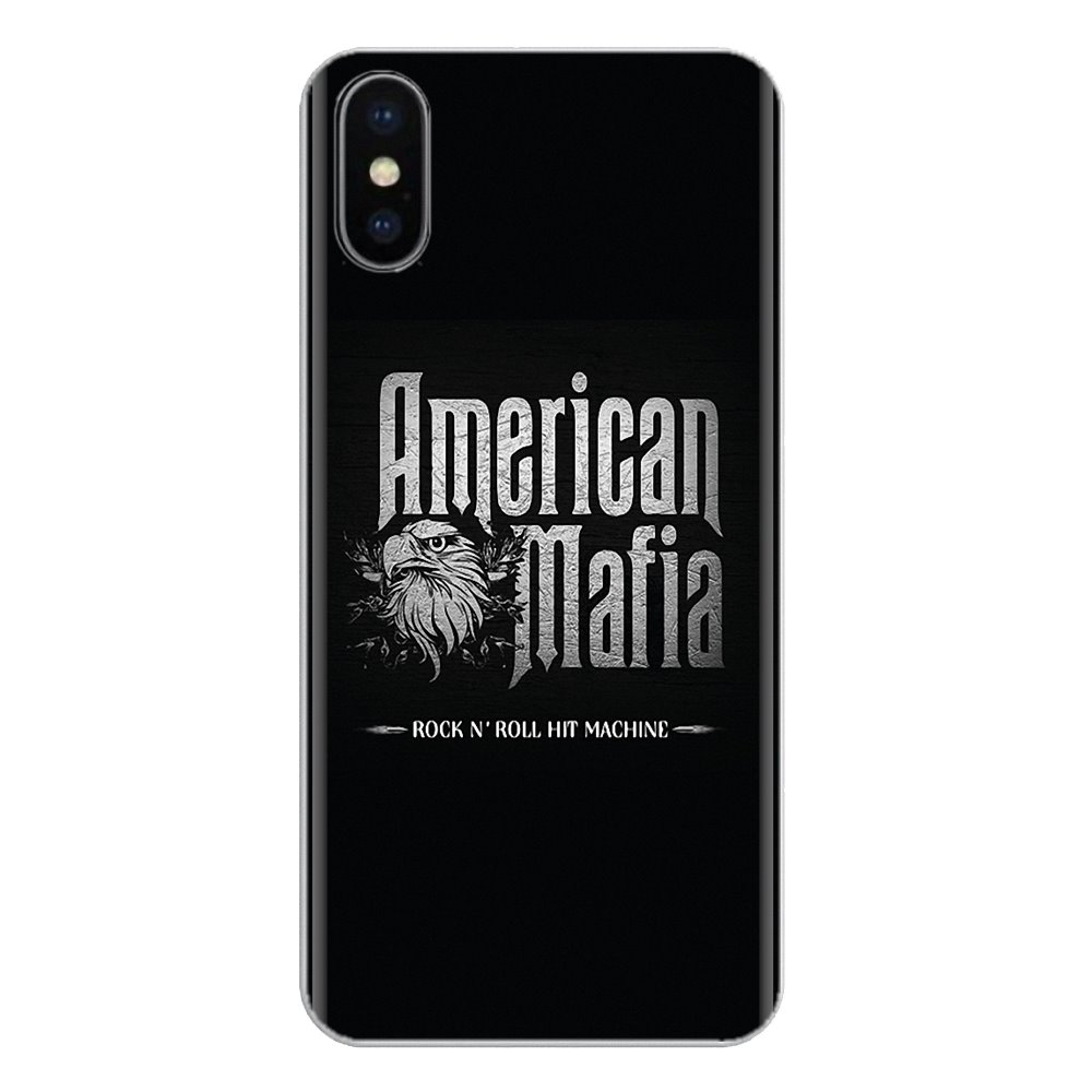 For Xiaomi Mi6 <font><b>Mi</b></font> 6 A1 Max Mix 2 5X 6X Redmi Note 5 5A 4X 4A <font><b>A4</b></font> 4 3 Plus Pro Silicone Phone Shell Cover Russian Mafia Art Poster image