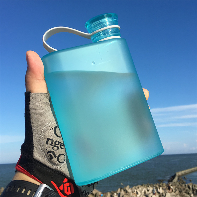 Fashion Water Bottle Sport Outdoor Notebook Creative Plastic *A5 Memo* Household