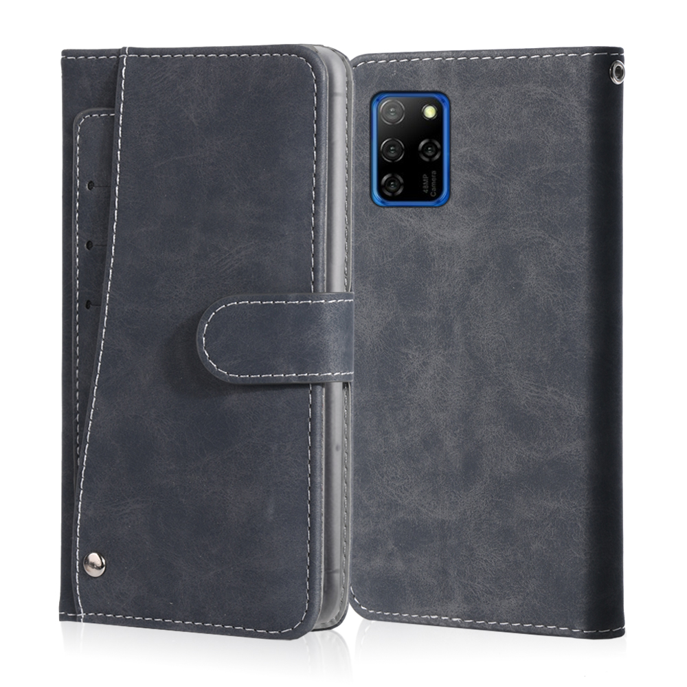 Luxury Vintage Case For Elephone E10 PX U3 U3H A7H Case Leather Flip Wallet Card Stand Magnetic Book Phone Cover  Elephone E10