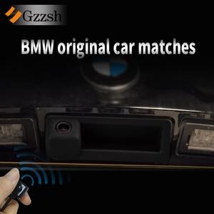 Image 2 - 1080P araba HD dikiz kamera BMW X5 X1 X6 E39 E53 E82 E88 E84 E90 E91 E92 e93 E60 E61 E70 E71 E72 yedek bagaj kolu