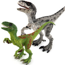 Foreign Trade English Details Dinosaur World Garage Kit Model Toy Swift And Violent Dragon Fast Pirates long su Dragon(China)